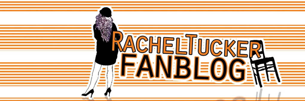 Rachel Tucker Fan Blog