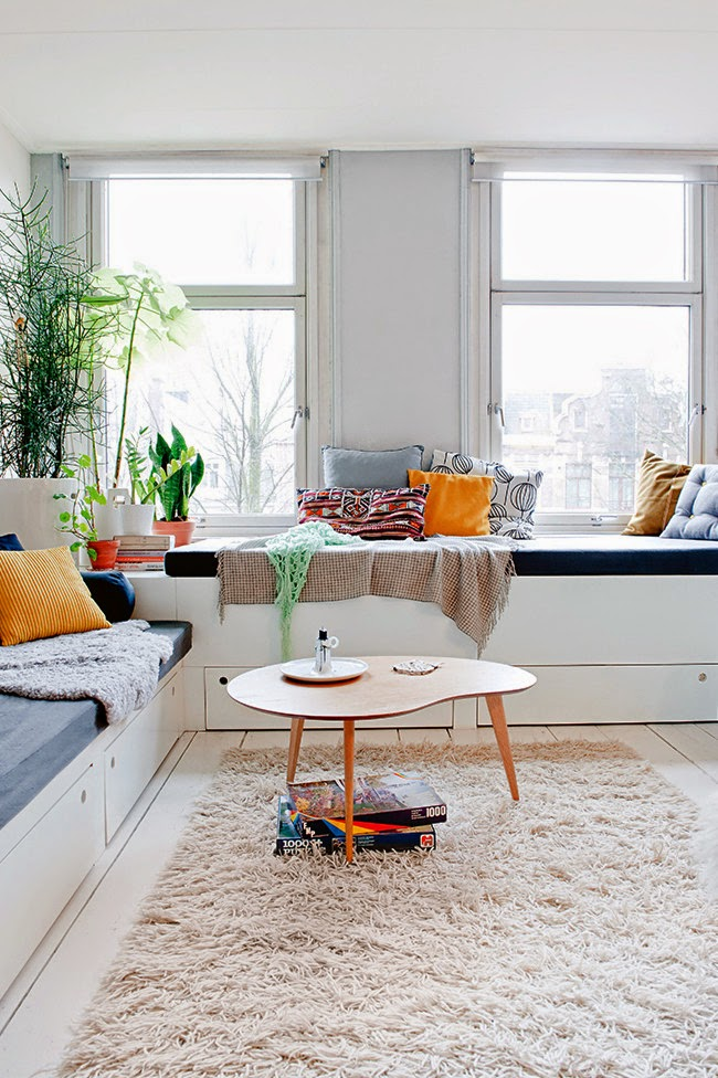 Tiny Dutch Apartment Amazing Apartment Interior Design Ideas