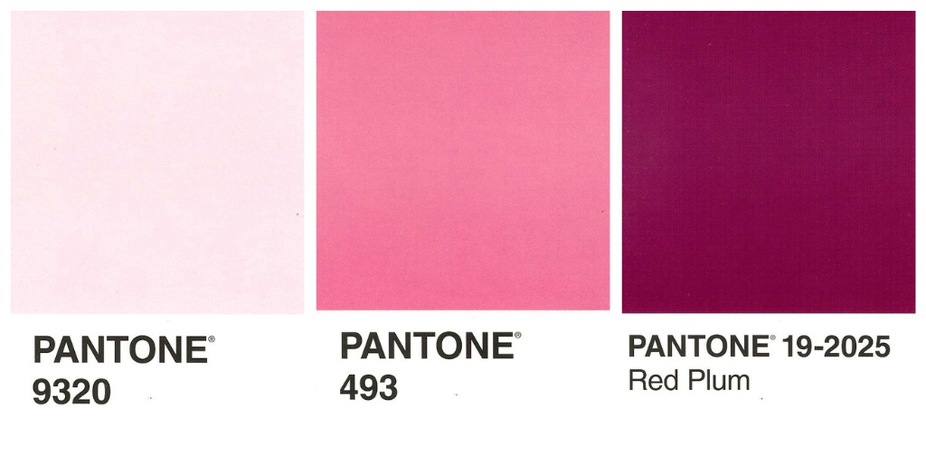 Gamemakertechfo Images Pantone Pink Color Chart