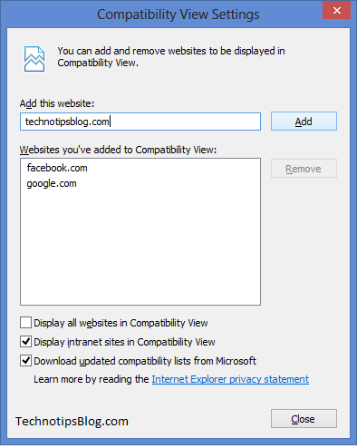 IE10_AddWebsites_CompatibilitView