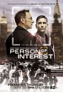 Person Of Interest Primera Temporada Temporada 1