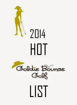 Goldie's Hot List
