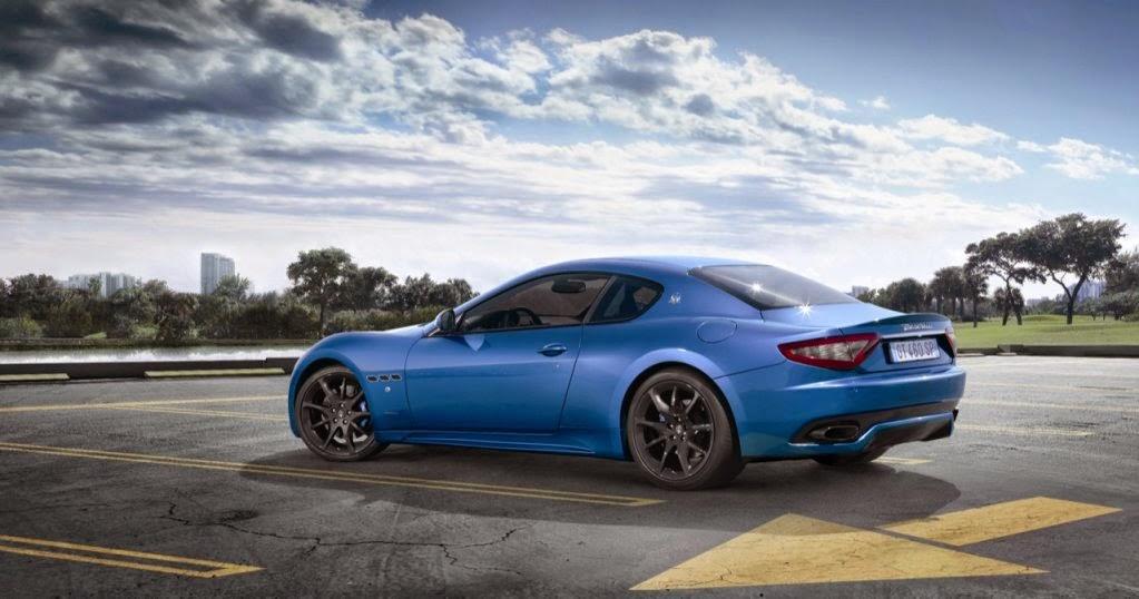 Maserati Gran Turismo Sport 2014
