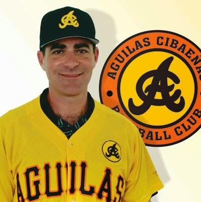Aguilas Cibaeñas despiden al dirigente Andy Barkett