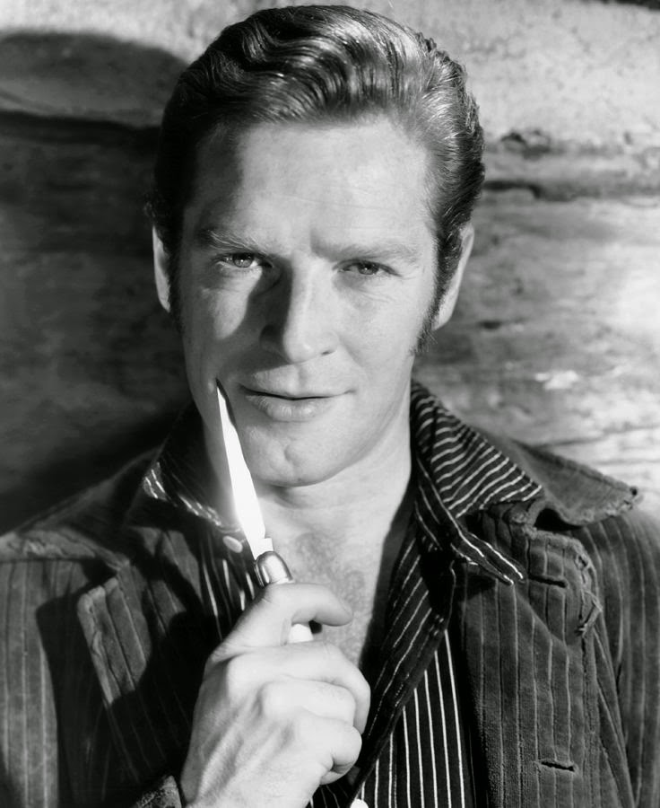 richard basehart man on a ledge