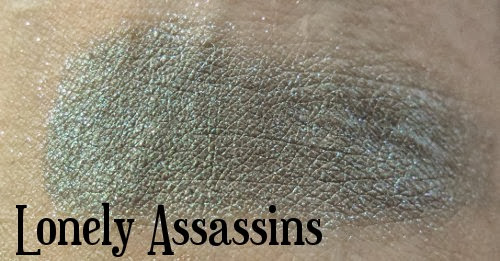 Darling Girl Lonely Assassins Swatch