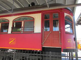 north texas traction railroad