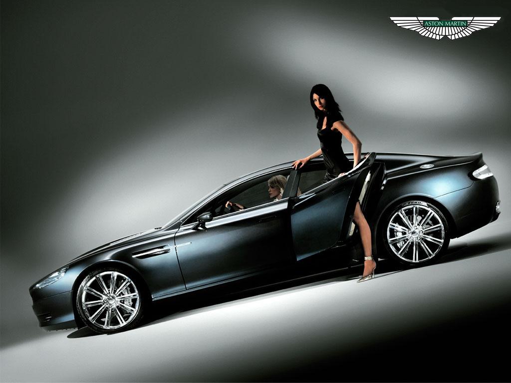 Aston Martin Sports Car 2011