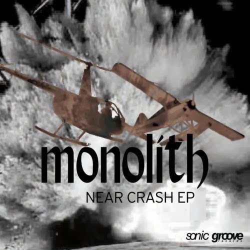 MONOLITH - Near Crash (EP 2014)
