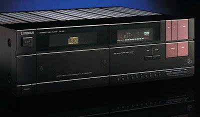 LUXMAN DX-104 1983
