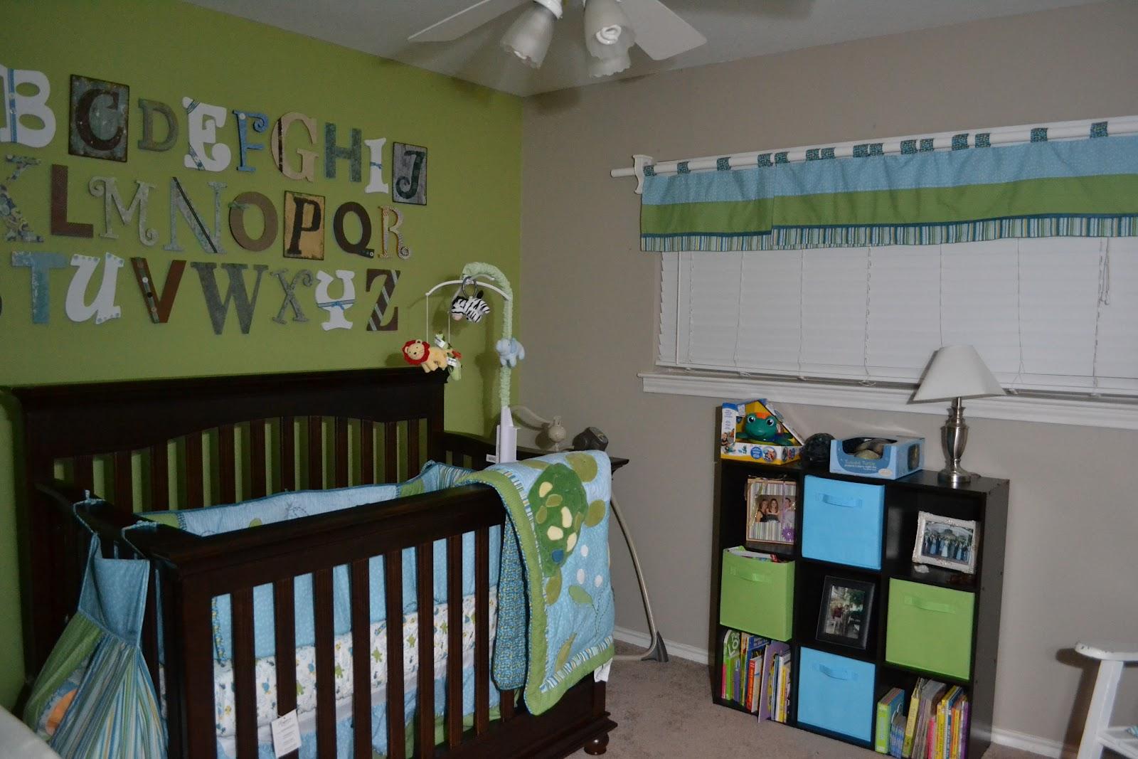 Hurricane Kitchen: Nursery