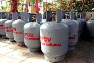 Pdvsa Gas comunal y poder popular crean Plan de contingencia para abastecer a familias caracciolenc