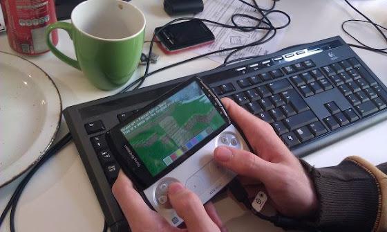 Minecraft Xperia