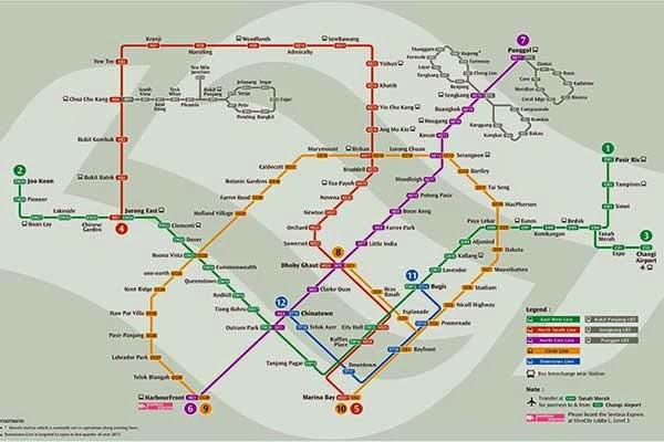 MRT Line