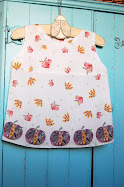 Flossie's Pinafore Cut And Sew