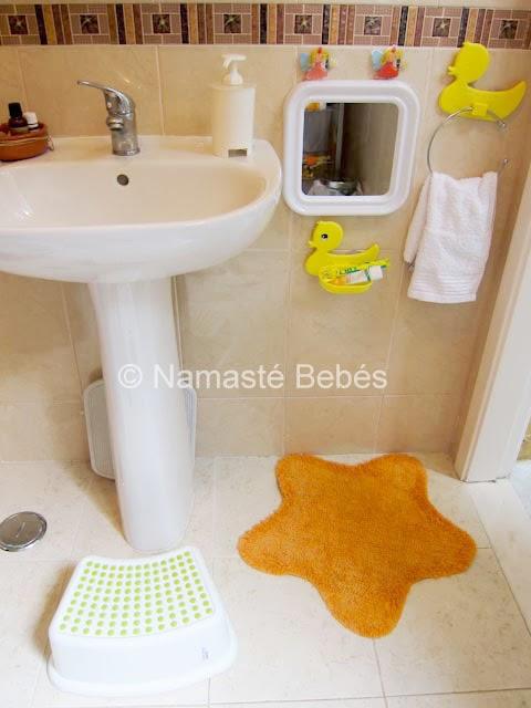 Accesorios Para Baño Que Se Pegan:Namasté Bebés: Espacios más amigables en casa