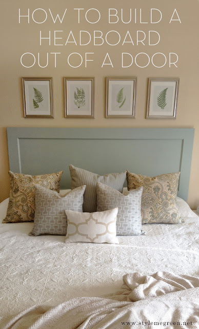 16 awesome diy headboards on a budget the crafting nook by