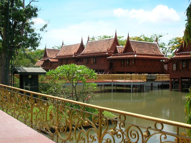 residenza Vimanmek, bangkok