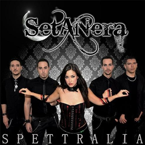 Free Album Review (Download) : Setanera - Spettralia [EP] (2010)