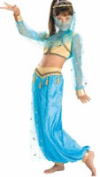 Dress code for Arabian Nights Theme Party