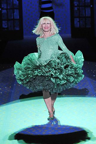 Betsey Johnson Fashion Designer
