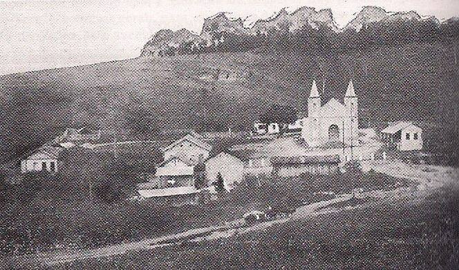 Igreja de São Pedro como era em 1915