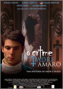 Download - O Crime do Padre Amaro - DVDRip - AVI - Nacional (SEM CORTES)