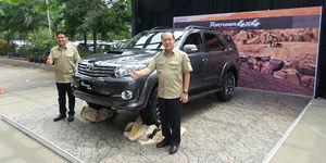 5 Alasan Konsumen Memilih Toyota Fortuner