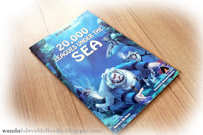 20,000 Leagues Under the Sea Graphic Novel by Campfire