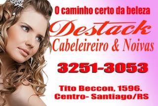 Destack Cabeleireiro & Noivas