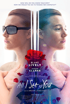 All I See Is You (2017) ταινιες online seires oipeirates greek subs
