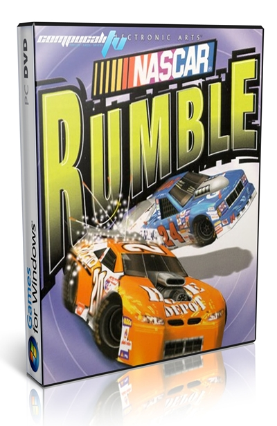 Nascar Rumble Racing PC Full Descargar 1 Link