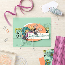 Want a 20% discount on all your Stampin' Up! items? JOIN MY TEAM!