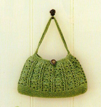 Bags Crochet Patterns Picasa : Bolsos, billeteras, monederos etc... on Pinterest ...