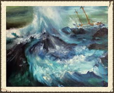 """Thou rulest the raging of the sea: when the waves thereof arise, thou stillest them."" Psalm 89:9"