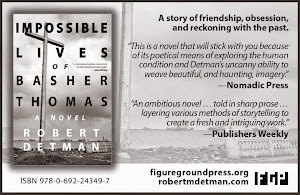 IMPOSSIBLE LIVES OF BASHER THOMAS AVAILABLE NOW!