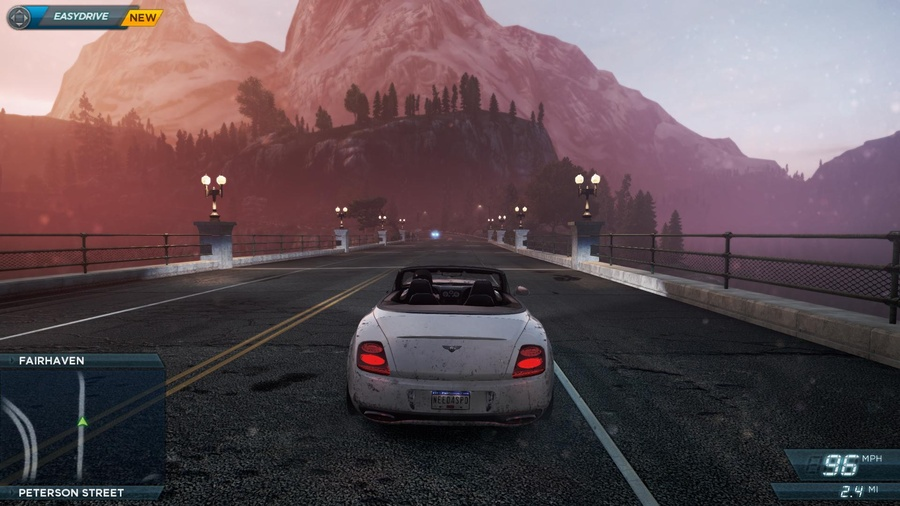 need for speed most wanted 2012 free  for windows xp