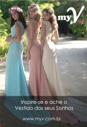 Ache o vestido dos seus sonhos!