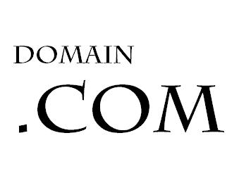 Cara ganti domain .com pada blogspot