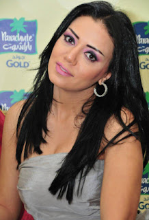 Rania Youssef is an Egyptian actress and fashion model.