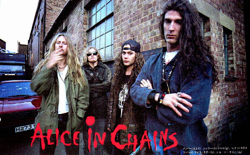 Alice In Chains - Discografia completa