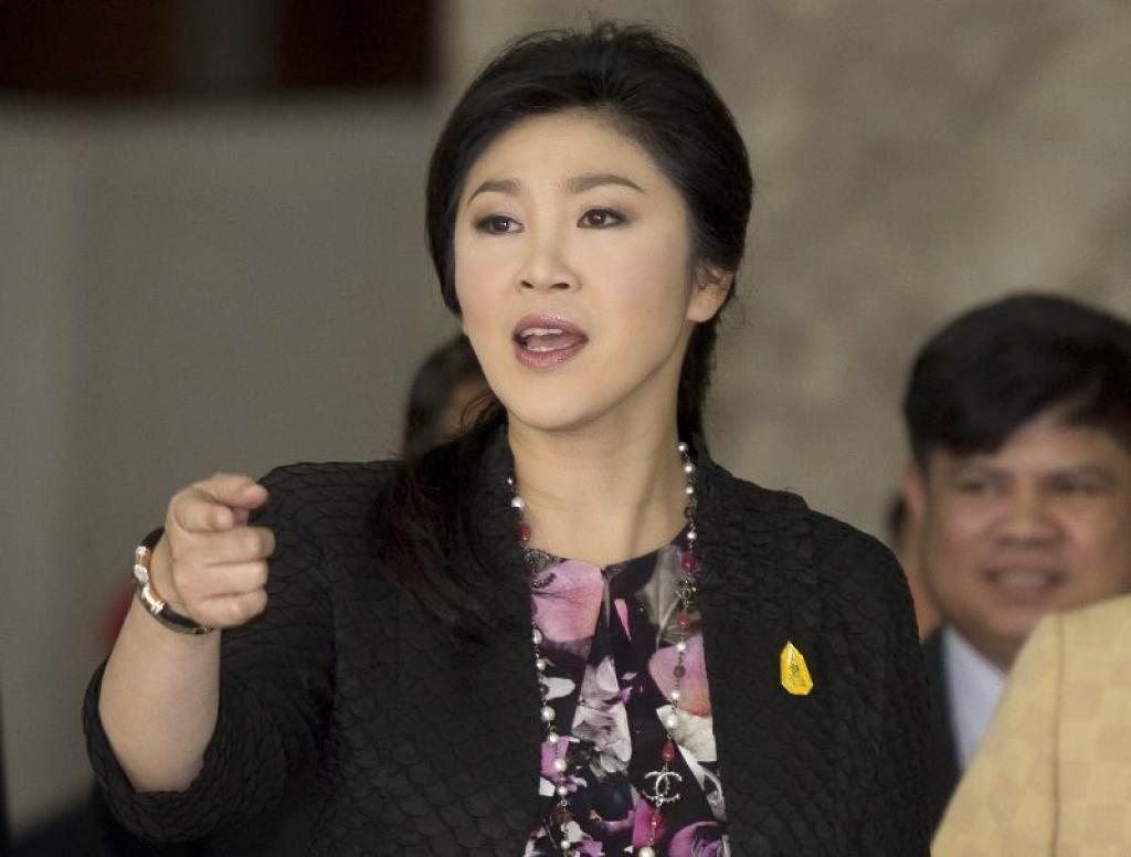 หยัดตรง - Yingluck Shinawatra