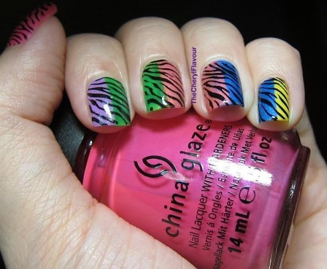 Skittles Zebra