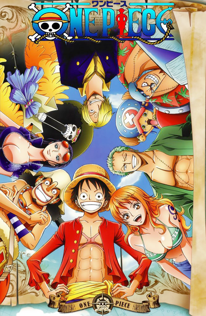 One Piece Full Episode Title : One Piece Japanese Title : One Piece ...