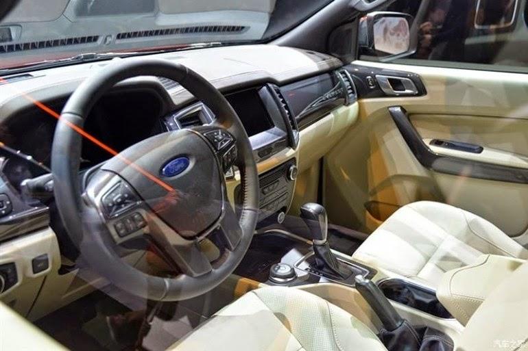 отзыв владельца про Форд Эверест 2015 года