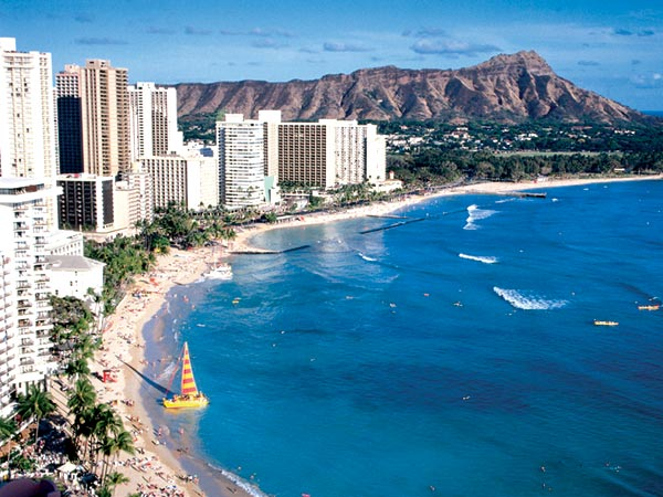 Top 10 Vacation Spots In The United States