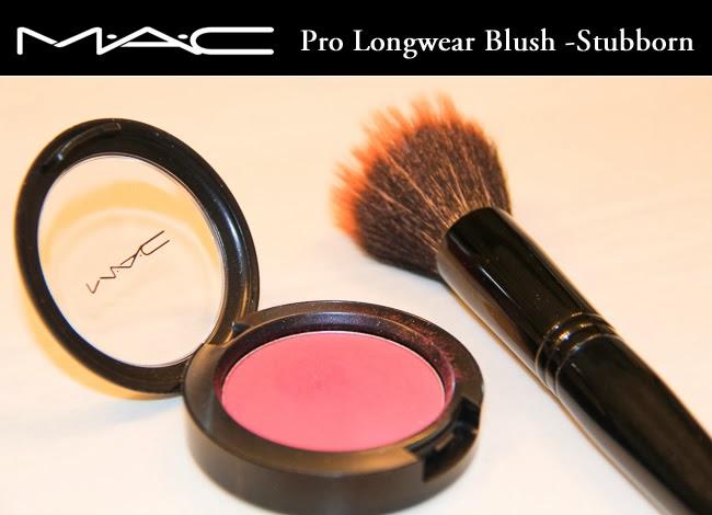 MAC Pro Longwear Blush Stubborn