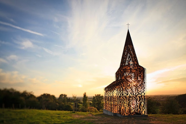 The Incredible Transparent Church