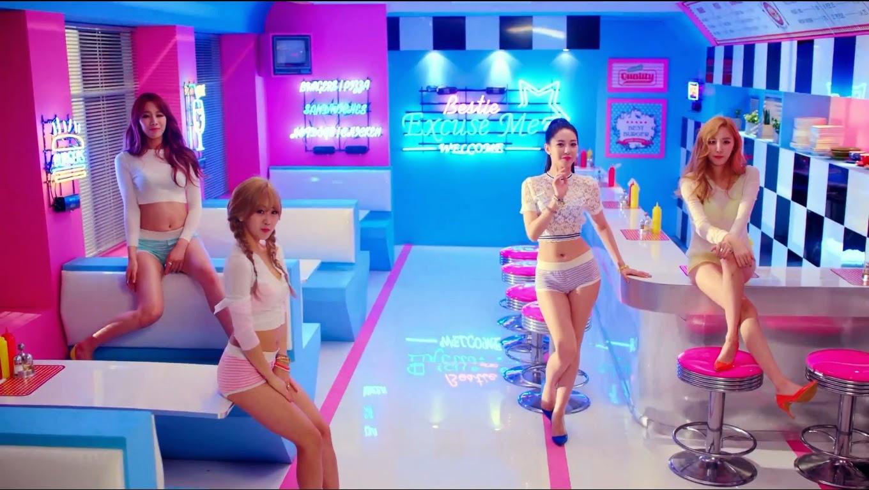 Kpop24hrs7blogspot MV BESTie