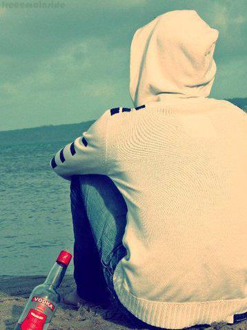 EMO Blog: Alone EMO Boy